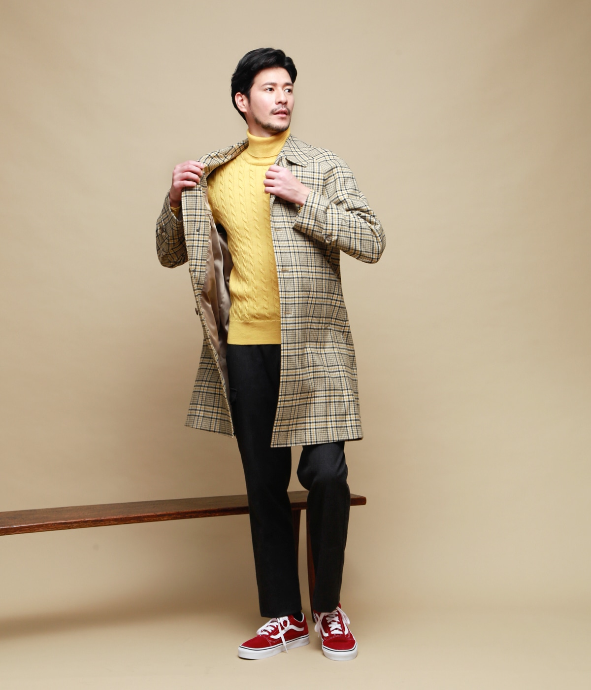 Autumn Coat&Outer style Vol.1