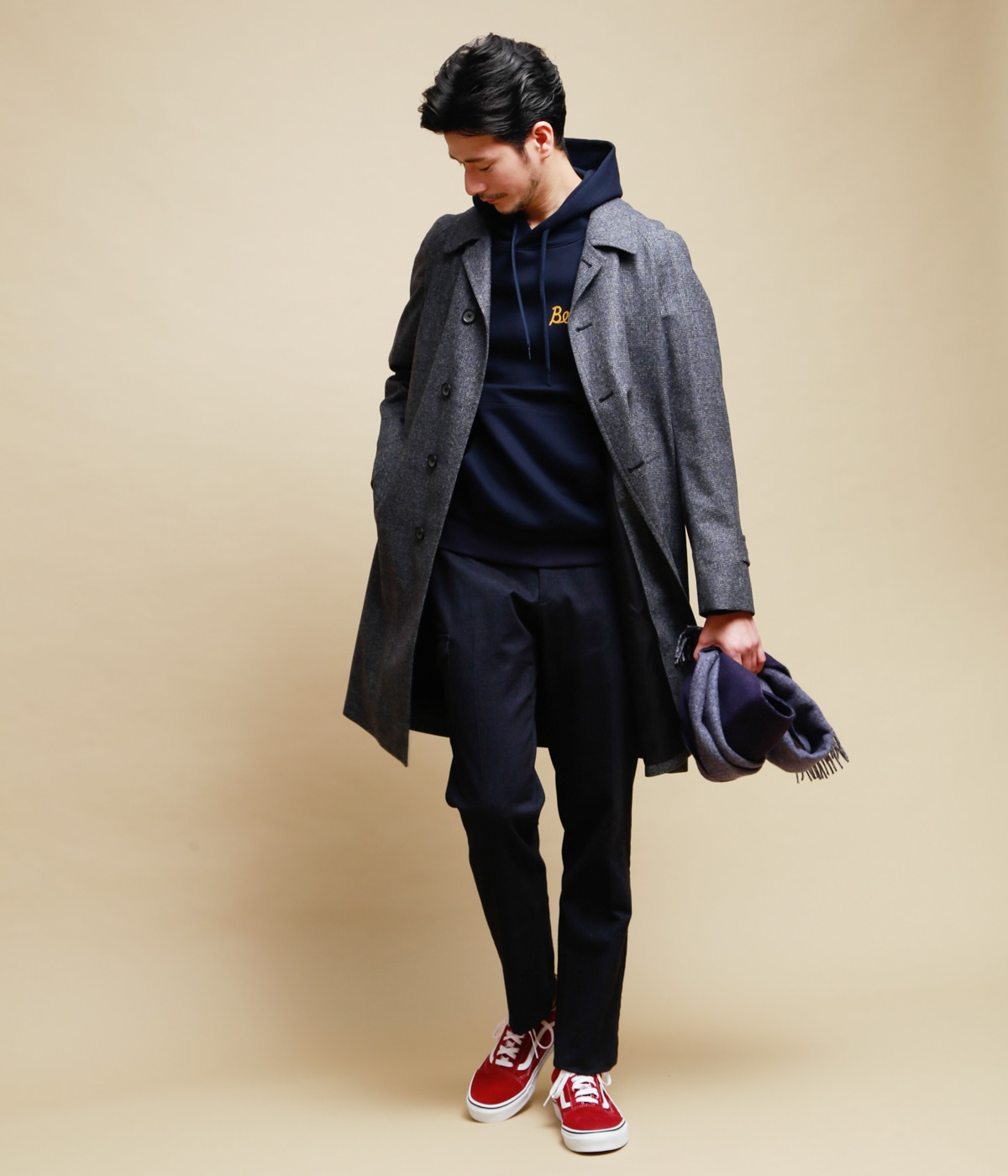 Autumn Coat&Outer style Vol.2