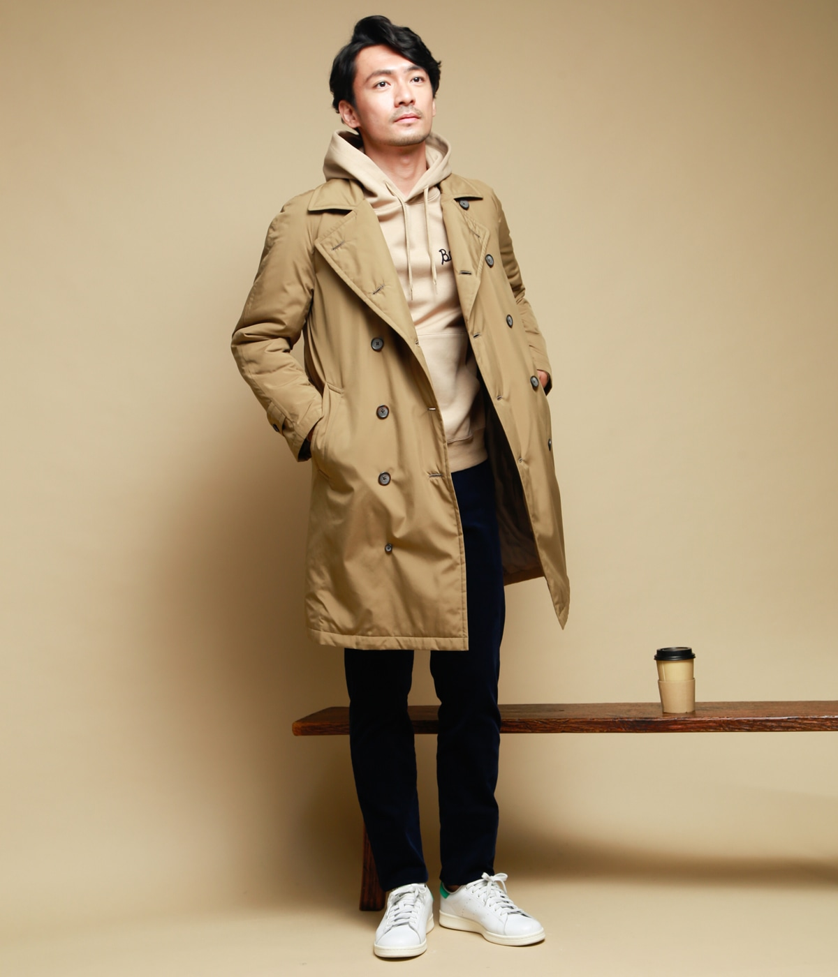 Coat & Outer Style vol.1(relax)