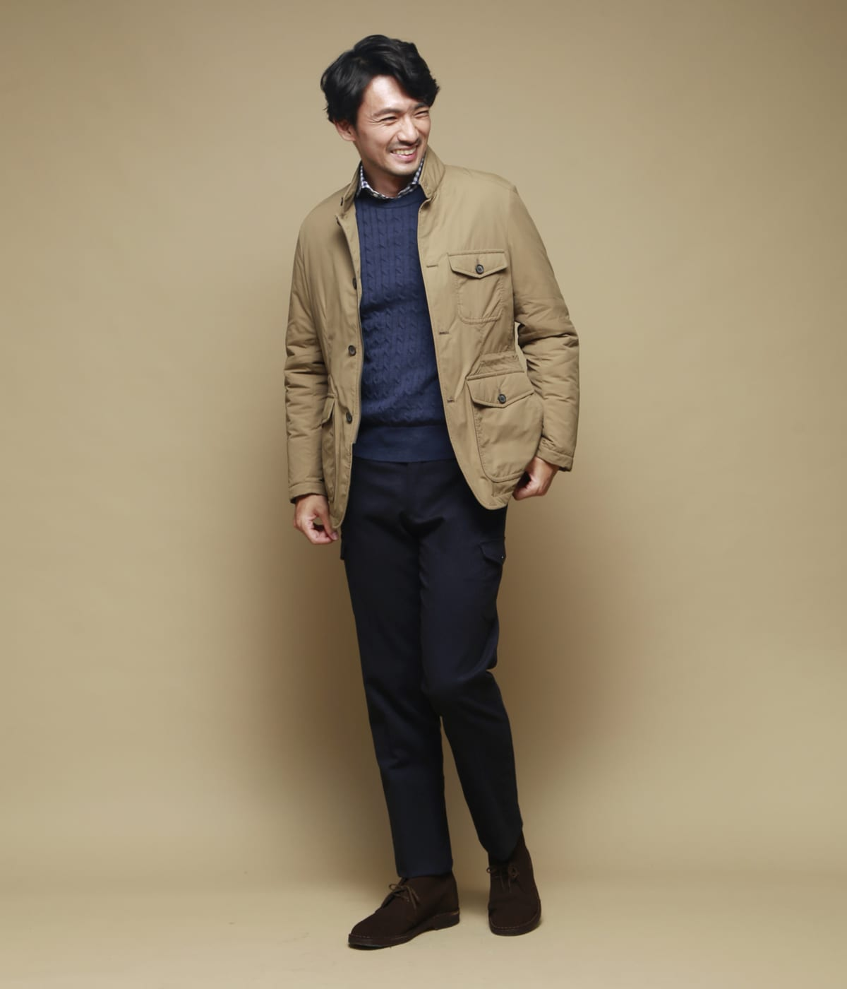 Coat & Outer Style Vol.2(relax)
