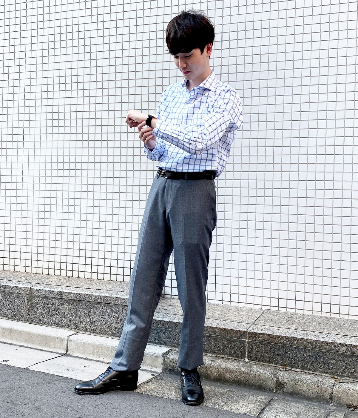 Shirt Style - business -