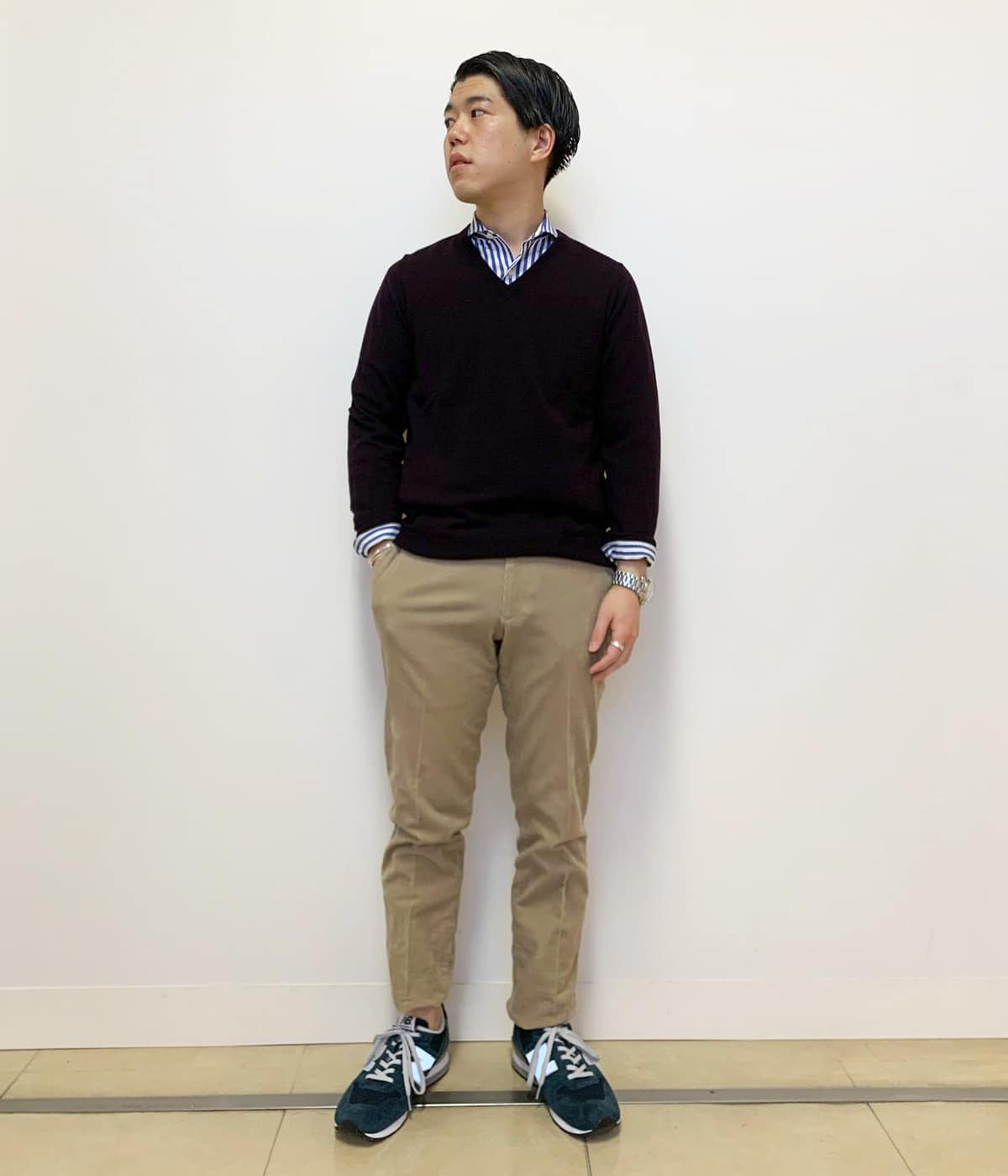 Office Knit Style