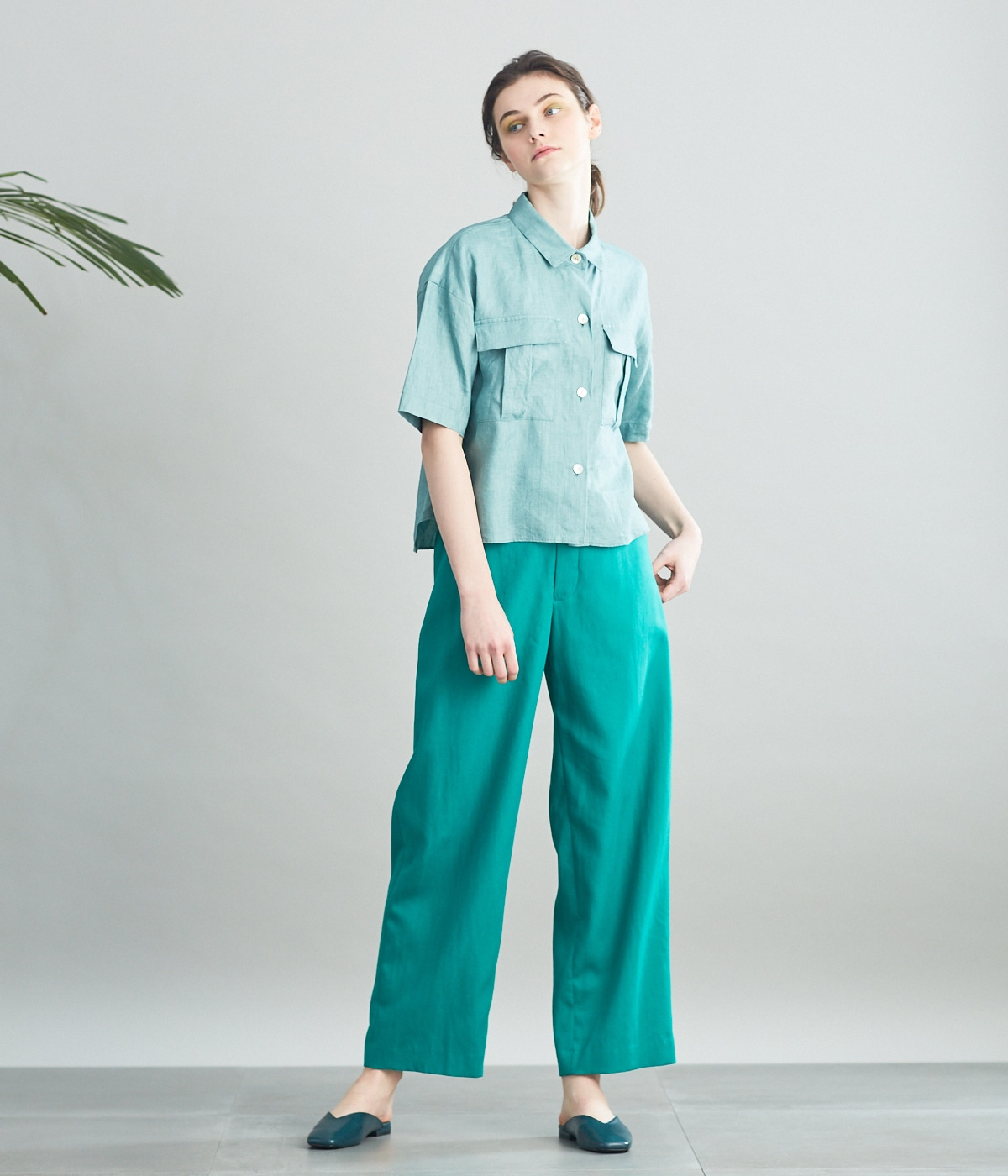EARLY SUMMER PANTS STYLE