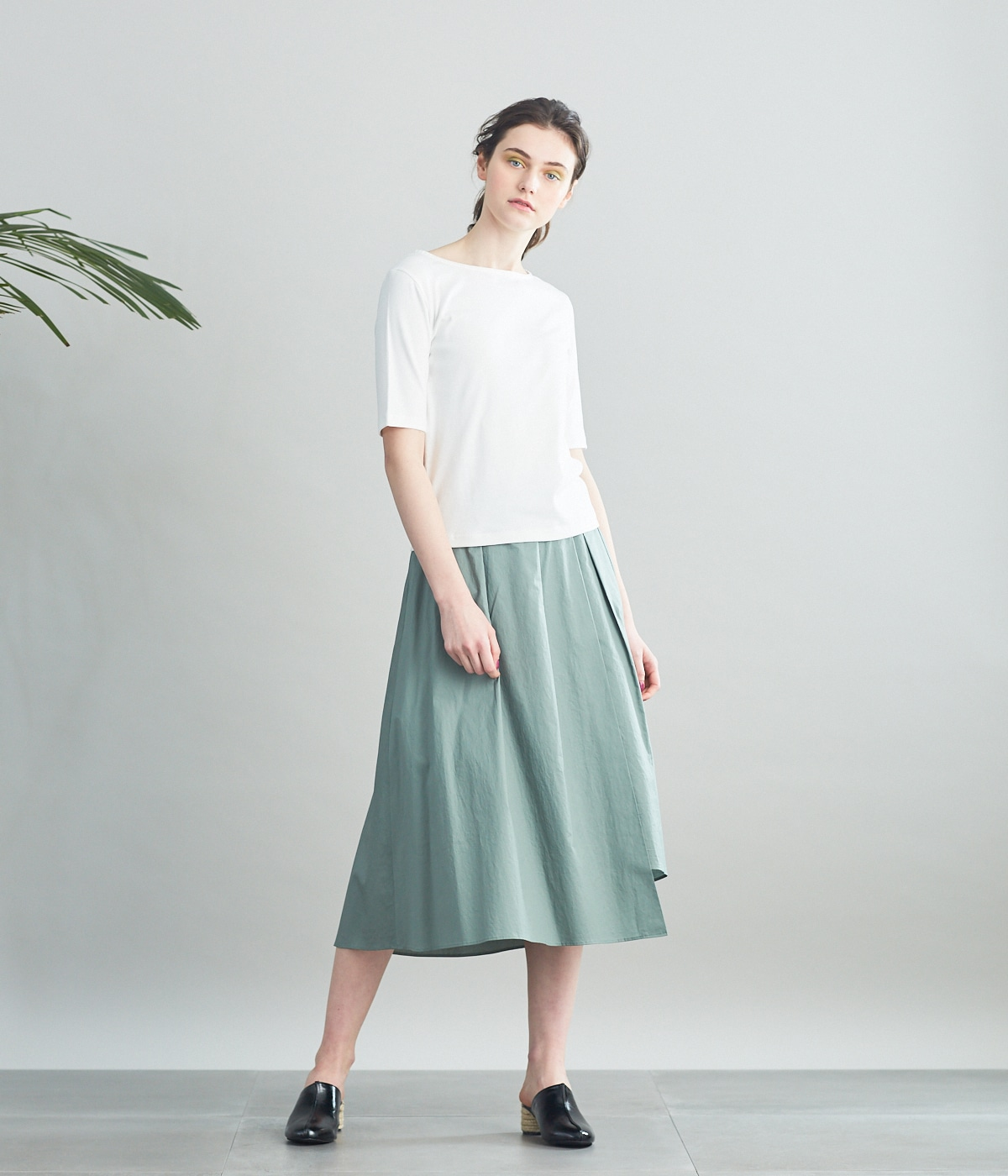 EARLY SUMMER SKIRT STYLE