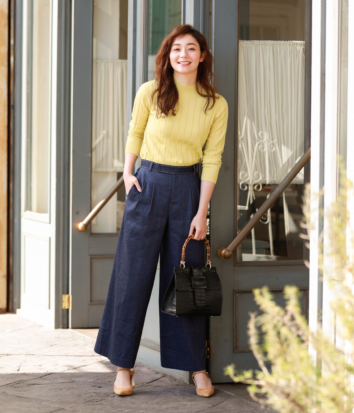 spring knit style vol.2