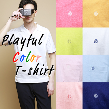 BERKELY Playful-Color_T-shirt