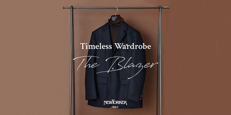 Timeless Wardrobe The Suits|ファッション通販のNY.online